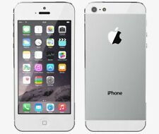 Apple iPhone 5 - 16GB - White & Silver (telus) A1428 (GSM)