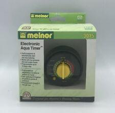 Melnor Electronic Aqua Water Garden Hose Faucet Timer 3015 New