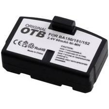 Power Battery for Sennheiser Headphones HDR 4 6 30 40 54 Ri 250J 250S 500 Rs 30