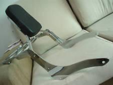 Backrest Sissy Bar Luggage Rack fits Kawasaki Vulcan VN 900 Custom Classic 06+