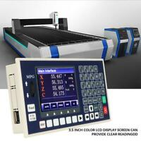 4 Axis Spindle Control CNC Controller LCD TC5540H Support Servo Stepper Motor