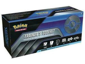 Pokemon Trainers 2021 Toolkit Set Sealed 4 packs + promos!