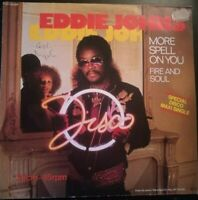 EDDIE JOHNS - MORE SPELL ON YOU *ANNO1979 - DISCO VINILE 33 GIRI* N.181