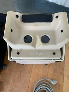 Titmus Model 2S Vision Screener w/ Accessories, Manuals, carry case