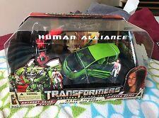 Transformers ROTF Human Alliance Autobot Skids Misb 100% COMP. 2009