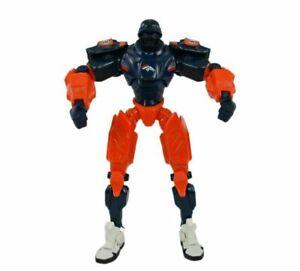NFL Denver Broncos Team Cleatus Fox Sports Robot Action Figure Posable New V2