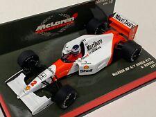 1/43 Minichamps F1 Formula 1  McLaren Honda 1992 Marlboro MP 4-7 G.Berger