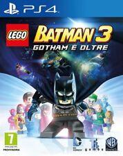 LEGO Batman 3 - Gotham e Oltre PS4 - LNS