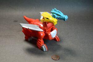 """Transformers Rescue Bots Heatwave Dragon 2016 5"""" Figure Complete"""