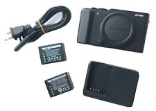 Fujifilm X-M1 16MP Digital Body Only Black ~ Near Mint