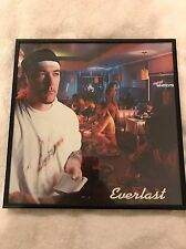 Music Memorabilia Everlast Eat At Whiteys (2000) Cover Art Framed