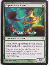 Magic Conspiracy - 4x Copperhorn Scout