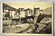 """CPA """" Environs de NICE - SOSPEL - Le Vieux pont sur la Bévéra"""