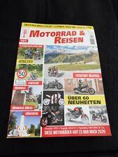 MOTORRAD & REISEN - Oktober/November 2020 - NP: ? 5,90 - Neuwertig!