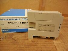 Omron Operator Interface NT600M-LB122 NT600MLB122 New NT600M-LB121 NT600MLB121
