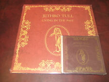Living in the Past JETHRO TULL JAPAN OBI REPLICA AUDIOPHILE CD & 180 GRAM LP SET