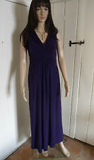 Kaliko size 16 purple full length, fully lined summer/occasion/evening dress