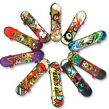 20X Finger Skateboard Tech Deck -Truck Mini Board For Toy Boy Kids Children Gift