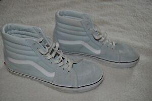 Women's Vans SK8 - High Top Shoes, Size 9.5