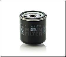 Filtro aceite MANN W 712/21 CHRYSTLER Estrato, Cruiser, Dodge, Jeep, PLYMOUTH,