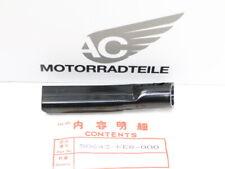 Honda NS NSR TG 50 F M Fußraste Stange vorne links arm comp left step
