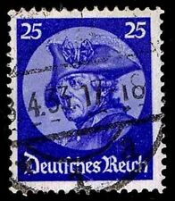 1933 GERMANY #400 FREDERICK THE GREAT - USED - VF - CV$21.00 (ESP#8908)