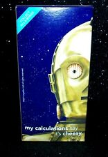 "STAR WARS ""C-3PO"" Kraft Mac Mcaroni & Cheese Box LIMITED EDITION & RARE Pack NIB"