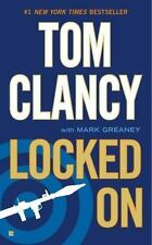 Locked On (Jack Ryan), Greaney, Mark, Clancy, Tom, Good Condition, Book