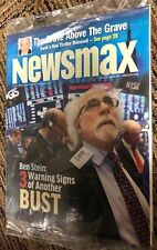 NEWSMAX Magazine SEPTEMBER 2018 BEN STEIN 3 WARNING SIGNS OF ANOTHER BUST NEW