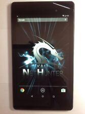 Nexus 7 2nd Gen (2013) 16GB Kali Nethunter Hacking Security Penetration
