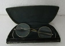 Vintage Old Gandhi Style Round Glass Spectacles Eyeglasses