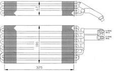 NRF Evaporador, aire acondicionado MERCEDES-BENZ SL 36057