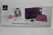 TCM Tchibo : 2 x Taschen Organizer Tasche Hülle für Handtaschenwechsel