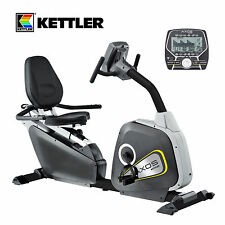 """KETTLER - Cyclette recumbent """" linea AXOS """"  CYCLE R - Cod. 7986-897"""