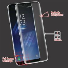 MYBAT Screen Protector (w/ Curved Coverage) for Galaxy S8