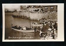 Somerset WESTON-SUPER-MARE Motor Boats pre 1919 RP PPC