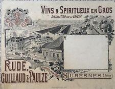 VINS ET SPIRITEUX EN GROS SURESNES