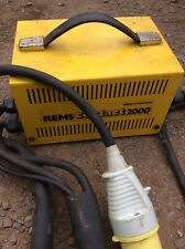 Rems Contact 2000 Electric 110v Soldering Unit