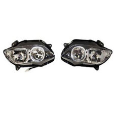 Motorcycle Black Front Headlight Head Lamp Assembly For Yamaha YZF R1 2004-2006