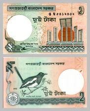 Bangladesh 2 Taka 2002 p6Ce unz.