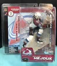 McFarlane's NHL SportsPicks Series 1 Milan Hejduk Colorado Avalanche Figure (M)