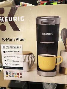 Keurig K-Mini Plus Coffee Maker, Single Serve K-Cup Pod Coffee Brewer New