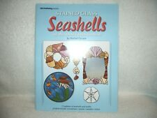 Stained Glass Seashell Pattern Book