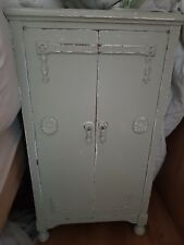 shabby chic cabinet, drinks cupboard
