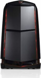 Alienware AAR4-10001BK Desktop (Black) with mouse and keyboard