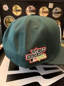 "Los Angeles Dodgers Hat Club Exclusive ""Watermelon"" Collection 7-1/2 ""81 WS"""