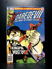 COMICS: Marvel: Daredevil #170 (1981), Kingpin's real name first revealed -RARE