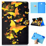 For Samsung Galaxy Protective Flip Smart Wake/Sleep Tablet PU Leather Case Cover