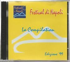 GIANNI FIORELLINO MIMMO SARTI FESTIVAL DI NAPOLI LA COMPILATION '99 - 2 CD