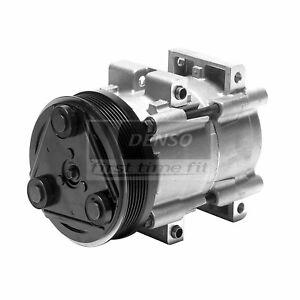A/C Compressor-New Compressor DENSO 471-8115